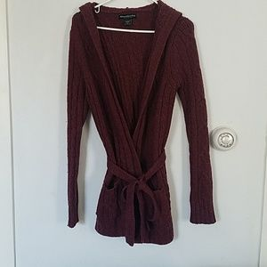 Abercrombie and Fitch Long Cardigan